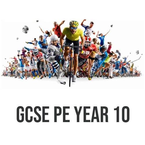 GCSE PE YEAR 10