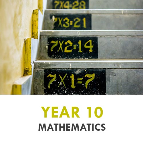 Maths Year 10