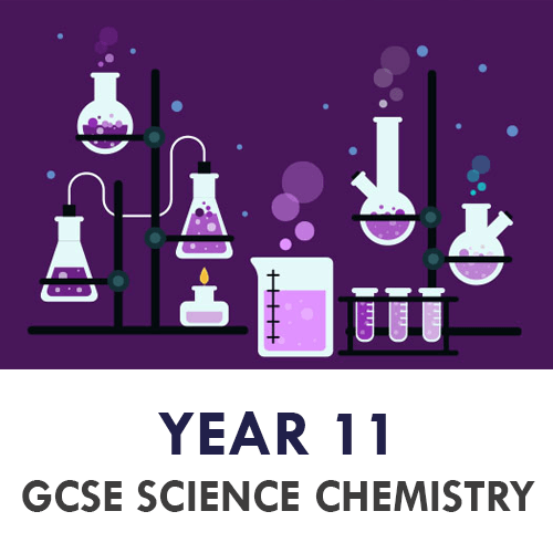 Science Year 11 - Chemistry