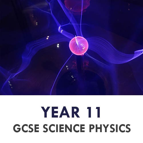 Science Year 11 - Double Physics