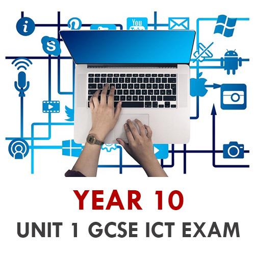 GCSE ICT -  Unit 1