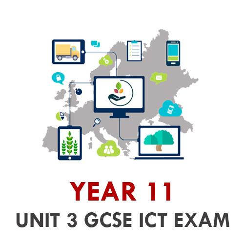 GCSE ICT - Unit 3