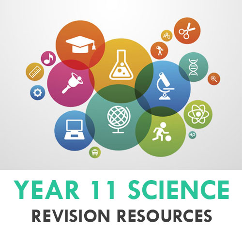 Year 11 Science Revision
