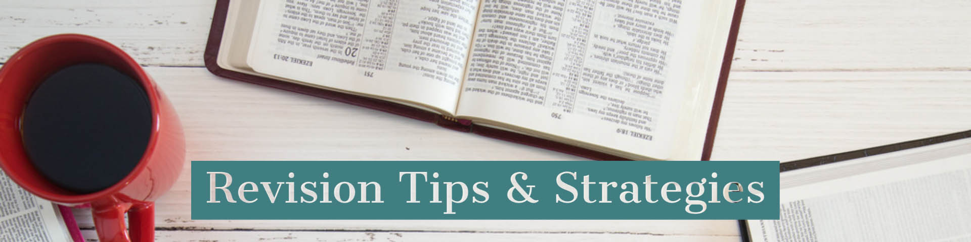 Revision Tips Banner